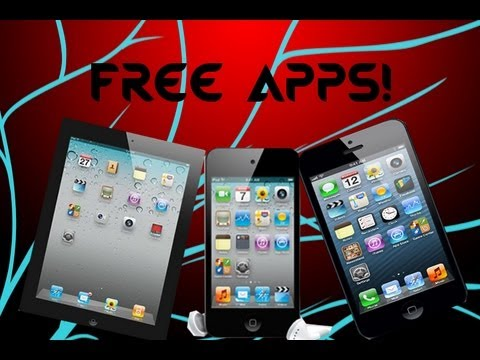 How To Get Free Paid Apps For iPod Touch, iPhone, iPad (All iOS Devices)