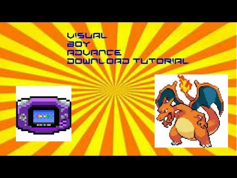 How to download Visual boy Advance