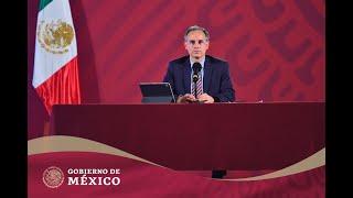 #ConferenciaDePrensa: #Coronavirus #COVID19 | 23 de marzo de 2020