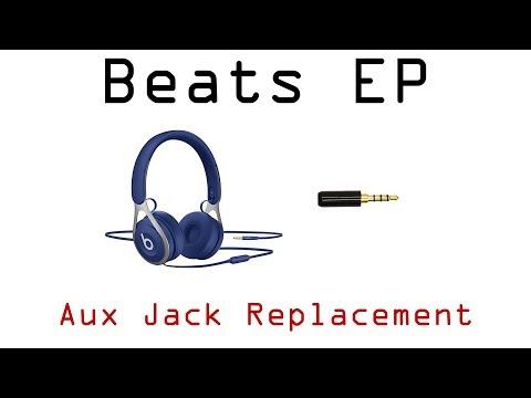 Apple Beats EP Broken AUX 3.5mm Audio Jack Tip Plug Repair Replacement JoesGE