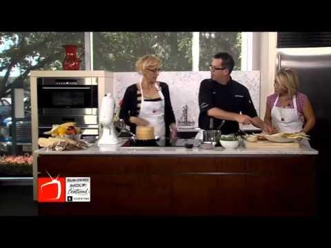 Mi Cocina Chef Matthew Dunn - Sweet Corn Tamales