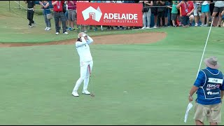 2018 ISPS Handa Womens Australian Open Final Round Replay