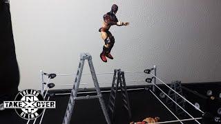 Samoa Joe vs. Finn Bálor - Ladder Match: WWE NXT TakeOver: The End of EWW