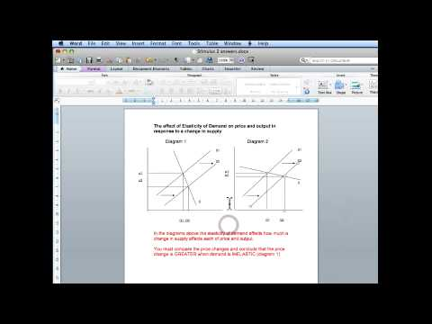 How to select multiple drawing objects in Microsoft Office Mac 2011