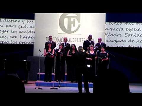 Nelson Veras Glenmer Perez y coro-Va Pensiero