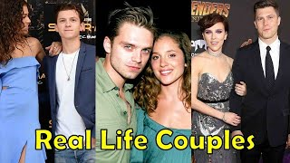 Real Life Couples of Marvel Superheroes