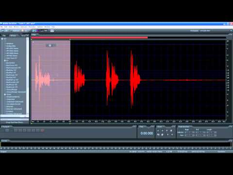 Clear Crisp Vocals In Adobe Audition 3