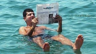 Dead Sea (Ezekiel) Prophecy Fulfilled ! Israel News! Fish swimming along Dead Sea
