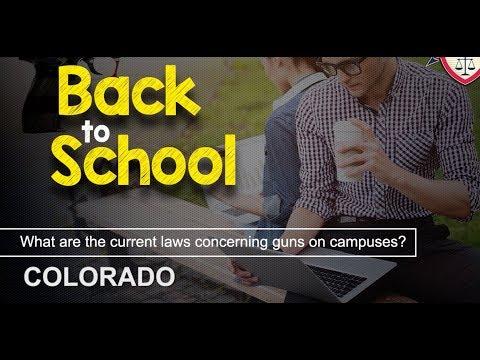 Colorado Back to School 2017