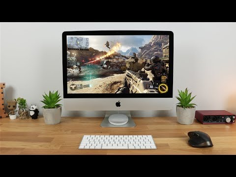 60+ FPS Gaming on a Mac! - MacOS Gaming with Geforce Now