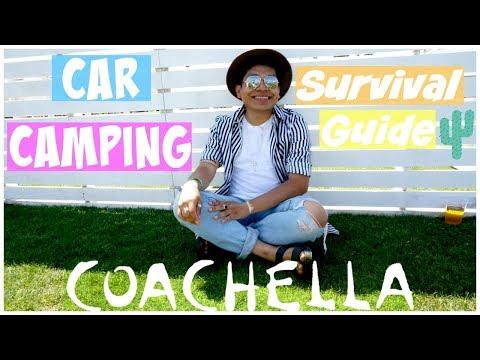 Coachella 2018: Camping Experience & Survival Guide!!!