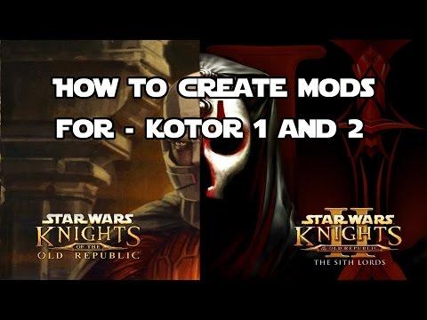 Kotor 1 & 2: Custom Lightsaber Tutorial (PC/MAC)