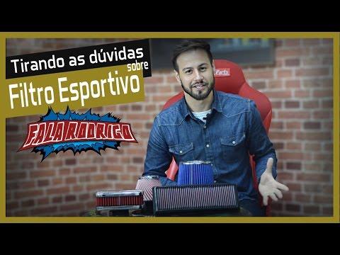 Tirando as dúvidas sobre Filtro de Ar Esportivo - Fala Rodrigo!