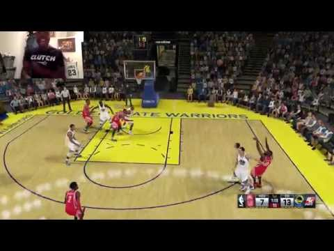 Can I Recreate James Harden's 12 Turnover Gm vs the Warriors in the '15 NBA Playoffs LMAO - NBA2K15