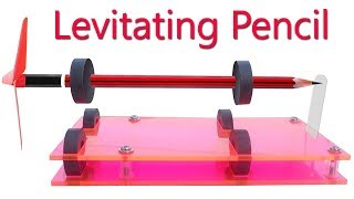 Download Magnetic Levitating Pencil - Floating fidget spinner Pencil available at amazon.in Video