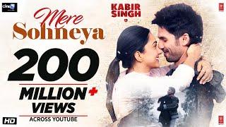 Kabir Singh: Mere Sohneya Song | Shahid K, Kiara A, Sandeep V | Sachet - Parampara | Irshad K