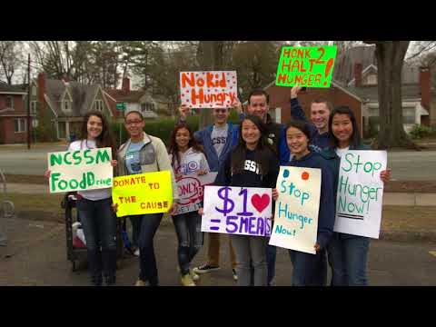 We are: NCSSM