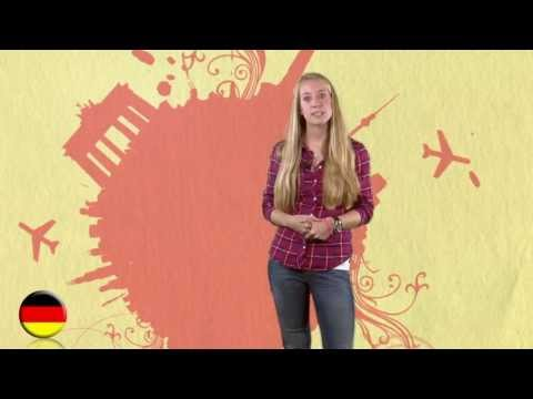 German with Eva - Intro German Channel, Girls4teaching