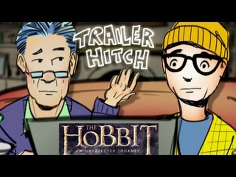 Hobbits and Body Odor - The Hobbit An Unexpected Journey