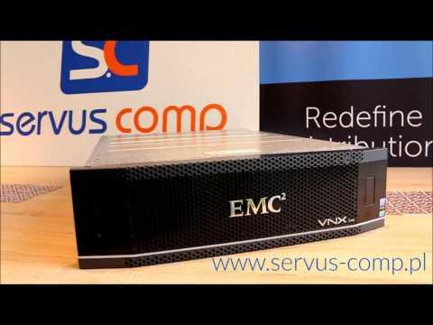 Macierz DellEMC EMC VNX 5200 Servus Comp