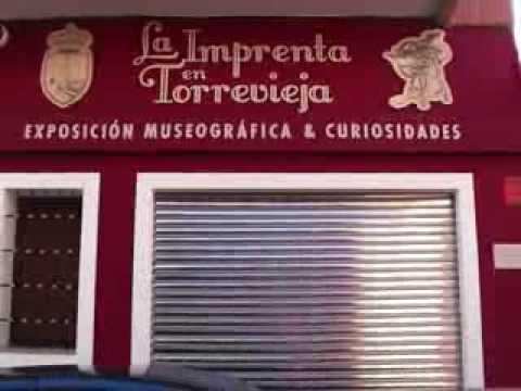 Torrevieja in may, Spain 2013