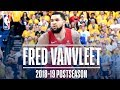 Best Plays From Fred VanVleet 2019 NBA Postseason