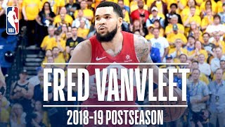Best Plays From Fred VanVleet   2019 NBA Postseason