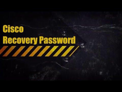 Recuperar contraseña en router Cisco