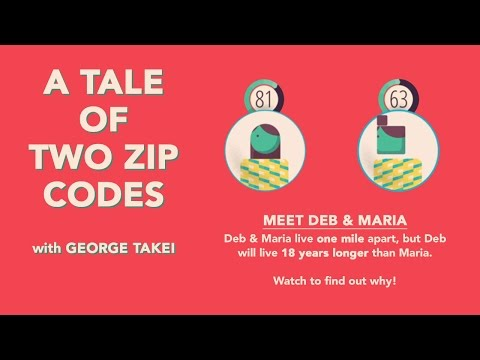 A Tale of Two Zip Codes