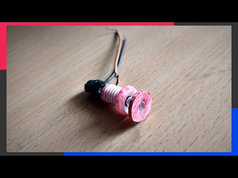 How to make a Push button switch