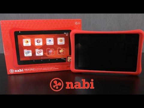 nabi SE Tablet from Mattel
