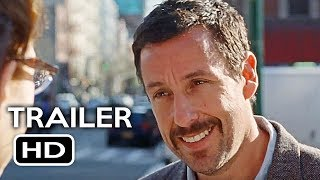 The Meyerowitz Stories Official Teaser Trailer #1 (2017) Adam Sandler Netflix Movie HD