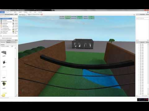 How-To ROBLOX: Rope Creation Plug-in Tutorial and Basics 2014 *1080p, Voice*