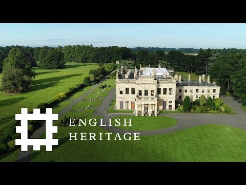 Postcard from Brodsworth Hall and Gardens | HD Drone Footage
