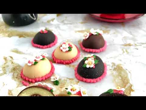 Marzipan Easter Eggs - How to Decorate Marzipan Easter Eggs