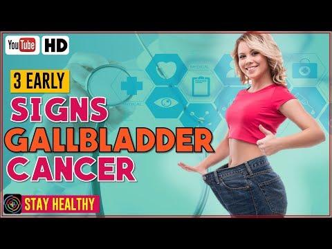 3 Early Warning Signs of Gallbladder Cancer - Gallbladder Symptoms