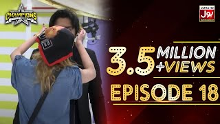 Champions With Waqar Zaka Episode 18 | Champions BOL House | Waqar Zaka Show