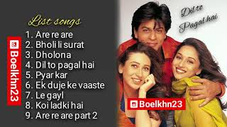 Ost Full Dil To Pagal Hai Film