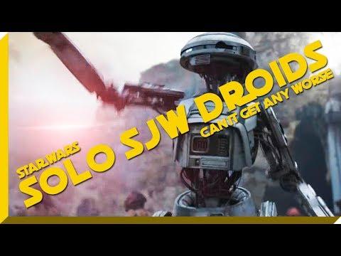 Star Wars: Kathleen Kennedy At It Again. SJW Droids! No Joke