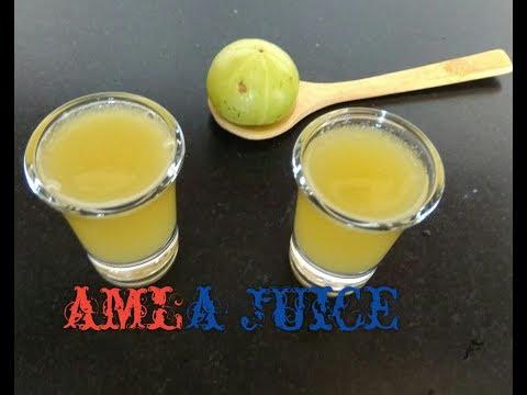 How to make amla juice at home/benefits of amla/amla for hairgrowth&weightloss