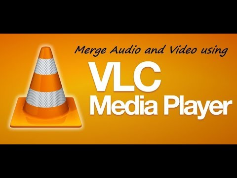 How to merge Audio and Video using VLC Media Player in Tamil