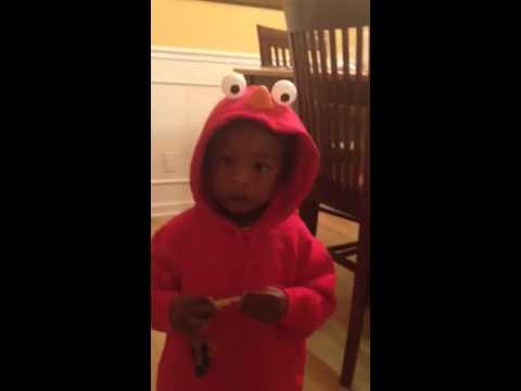 Elmo Halloween Costume