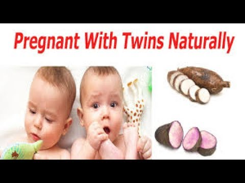 What food should I eat to get pregnant with twin babies