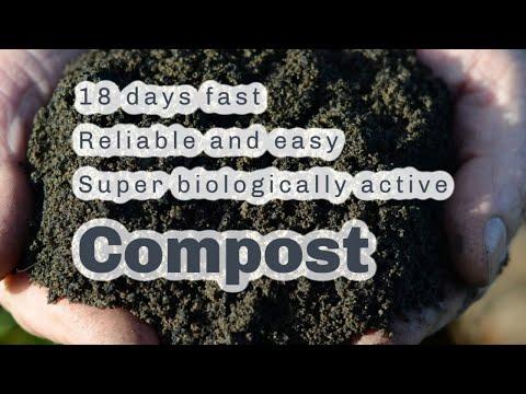 S4 ● E76 How to make awesome  Aerobic Compost