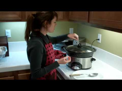 Easy Crock Pot Whole Chicken
