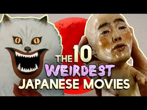 The 10 Weirdest Japanese Movies (Worth Watching)