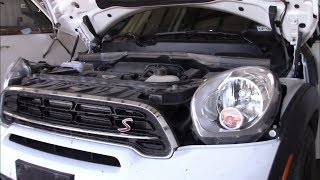 Fixing all oil issues on R56 Mini cooper S once an for all