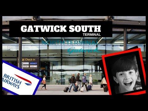 Gatwick South Terminal