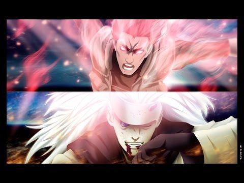 Madara VS Maito Gai full fight  /amv/ overkill