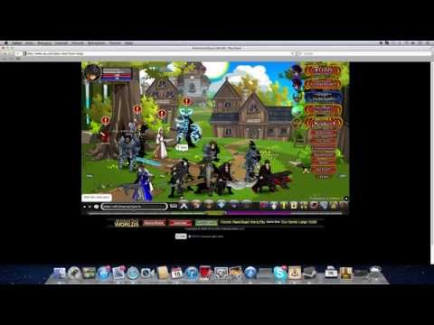 AQW how to unlock nulgath shop